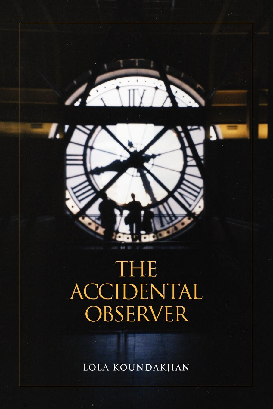 R.H. Lola Koundakjian The Accidental Observer the accidental bride