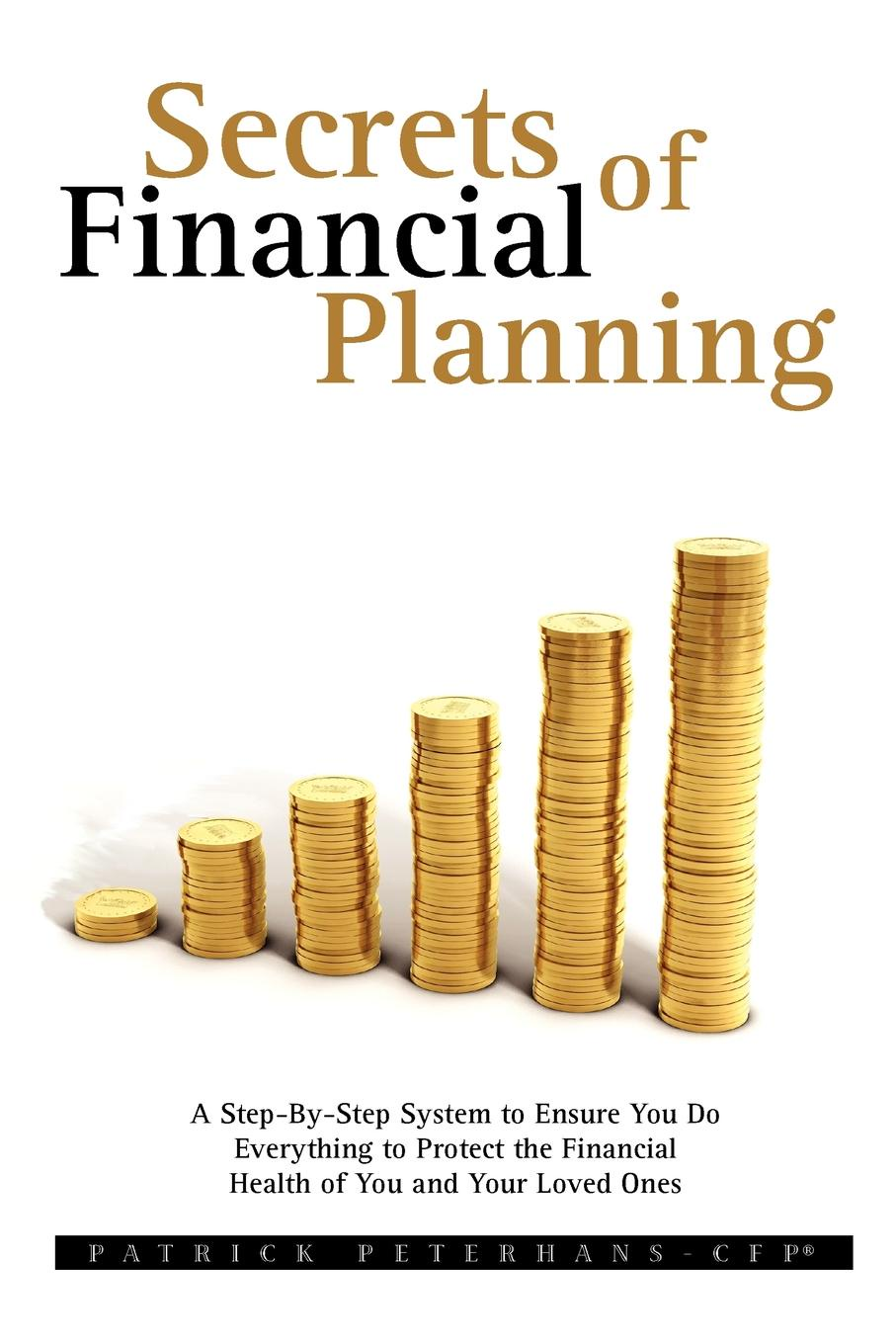 RIA Patrick Peterhans - CFP Secrets of Financial Planning cfp board financial planning competency handbook