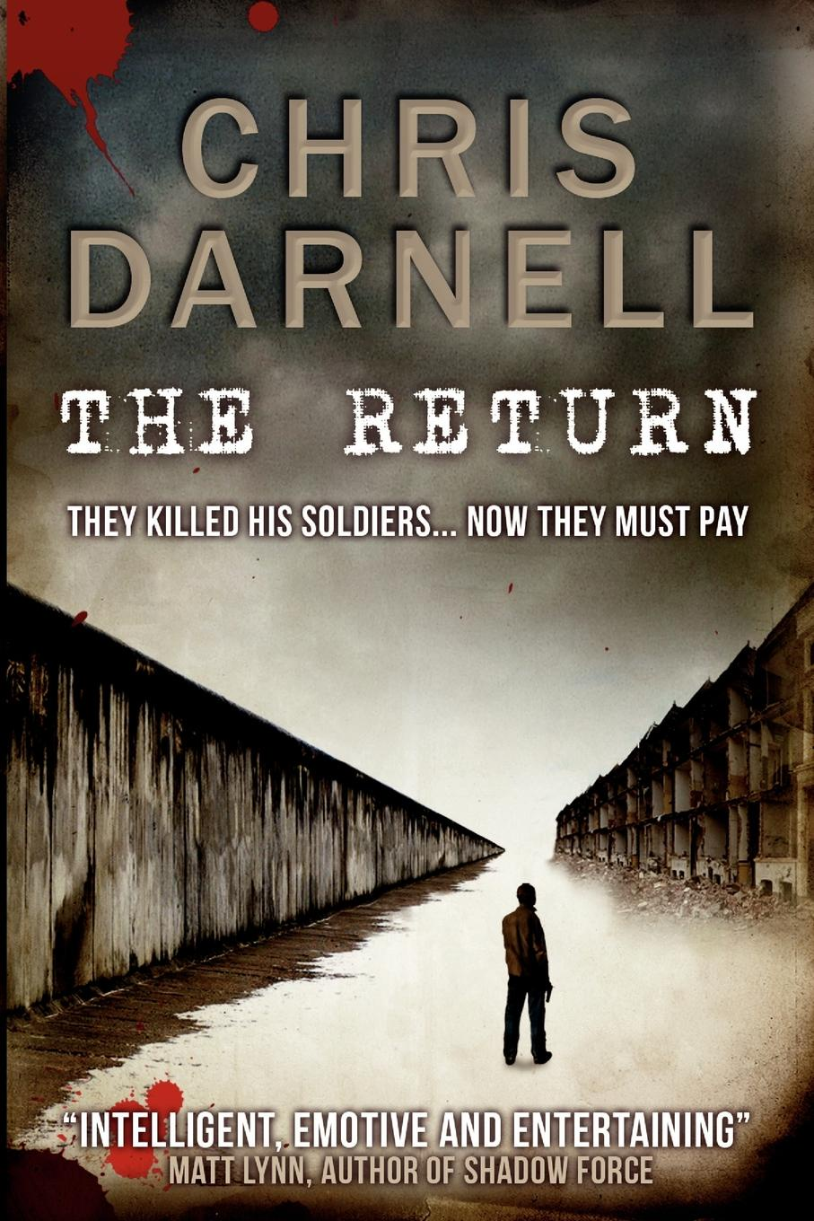 Chris Darnell The Return