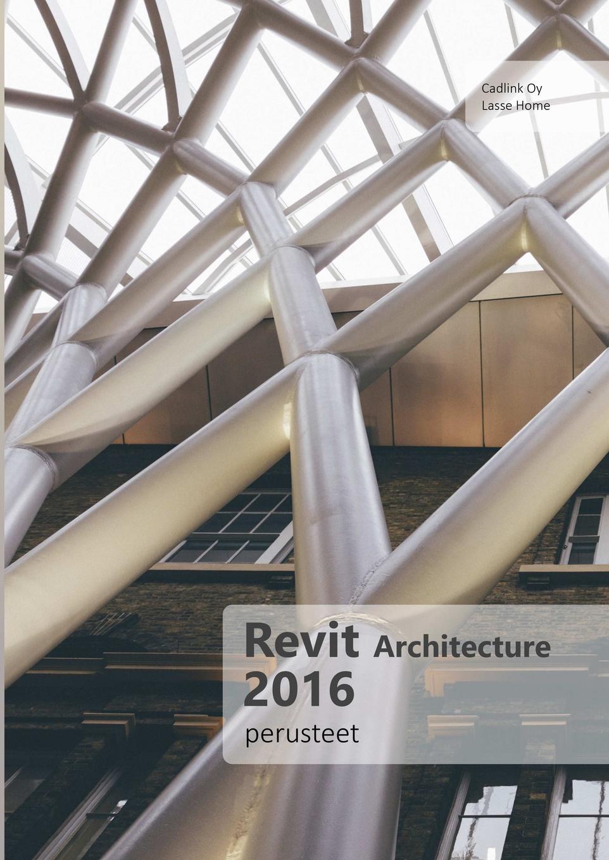 Lasse Home Revit Architecture 2016 -perusteet кухня для revit