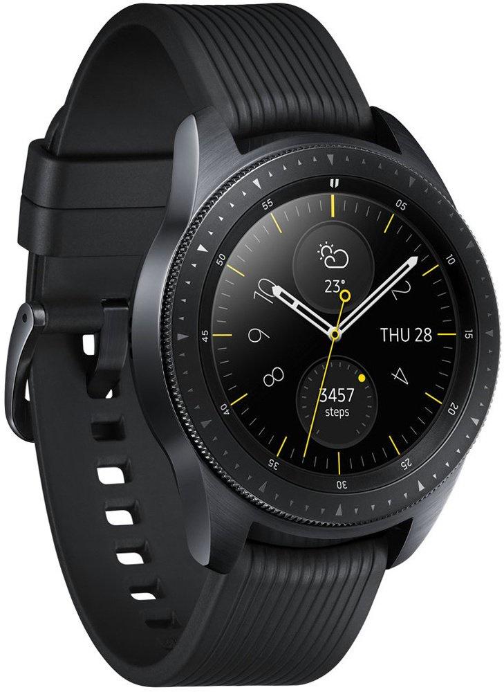 Умные часы Samsung SM-R810NZKASER умные часы gt08 watch gold