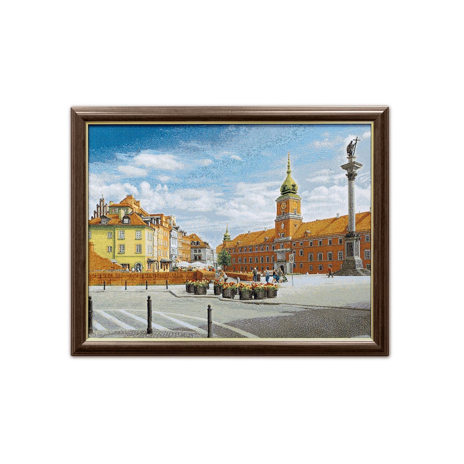 Картина Магазин гобеленов Варшава 40*51 см, Гобелен стоимость авиабилета москва варшава