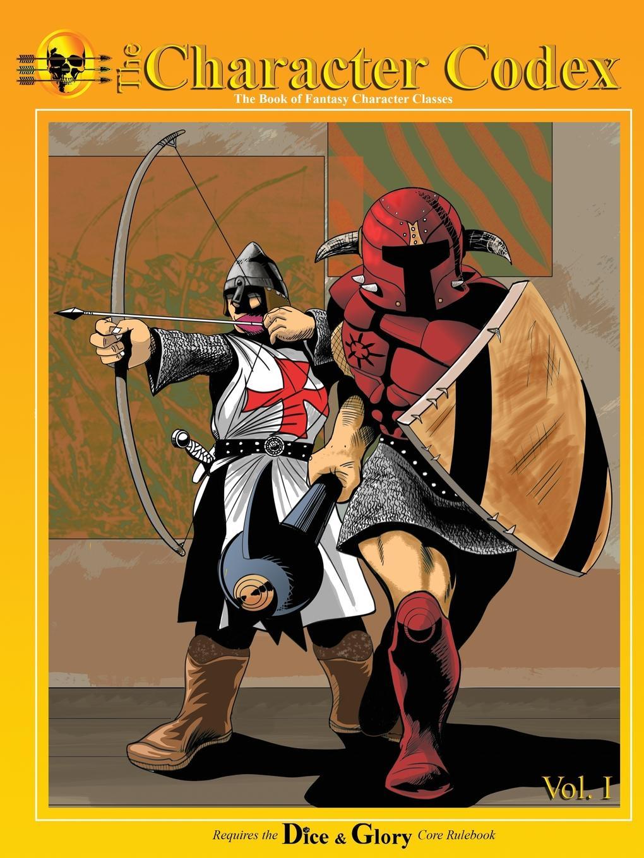 Robert Jr Neri The Character Codex I woe is i jr