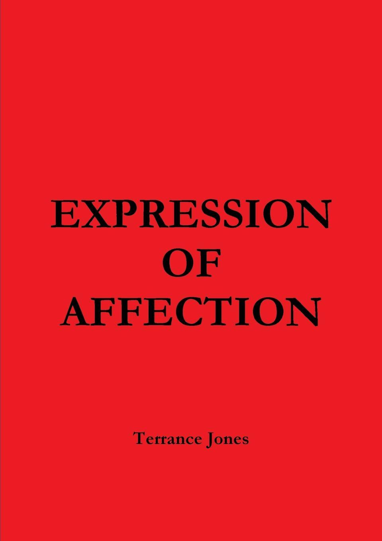 Terrance Jones Expression of Affection terrance taylor empty shells