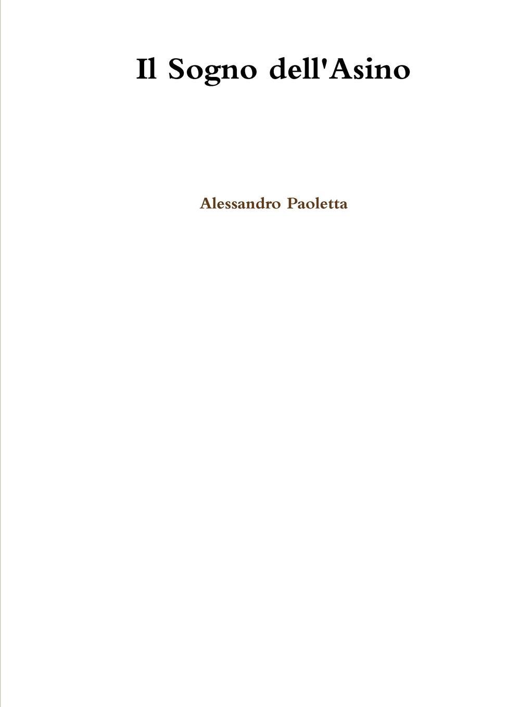Alessandro Paoletta Il mio libro a copertina morbida il mio dante