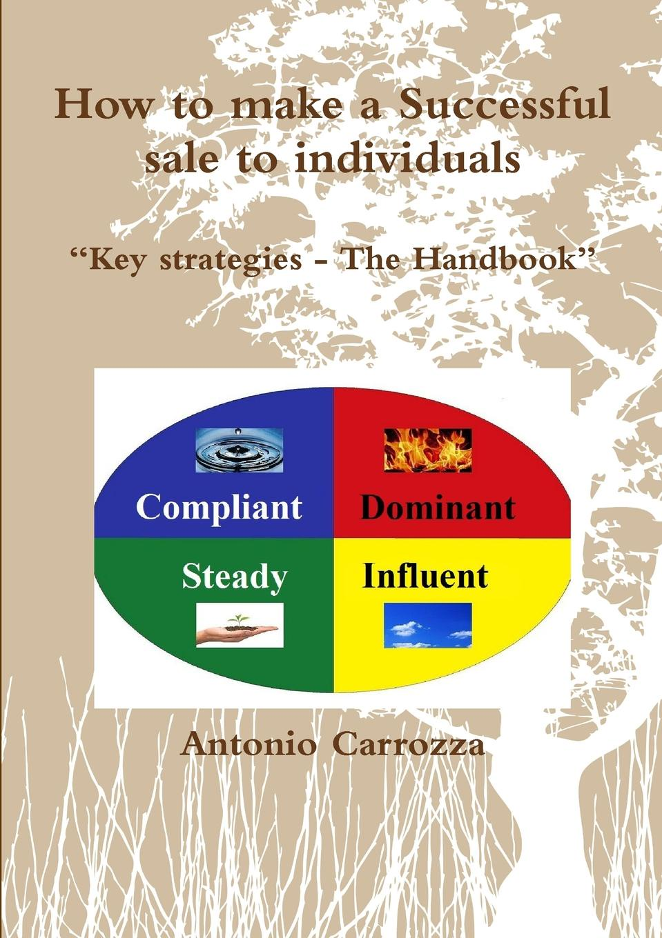 antonio carrozza How to make a Successful sale to individuals