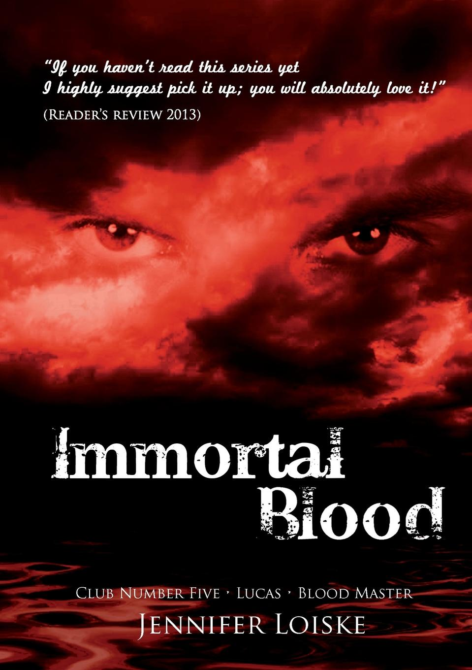 Jennifer Loiske Immortal Blood jennifer armintrout blood ties book one the turning