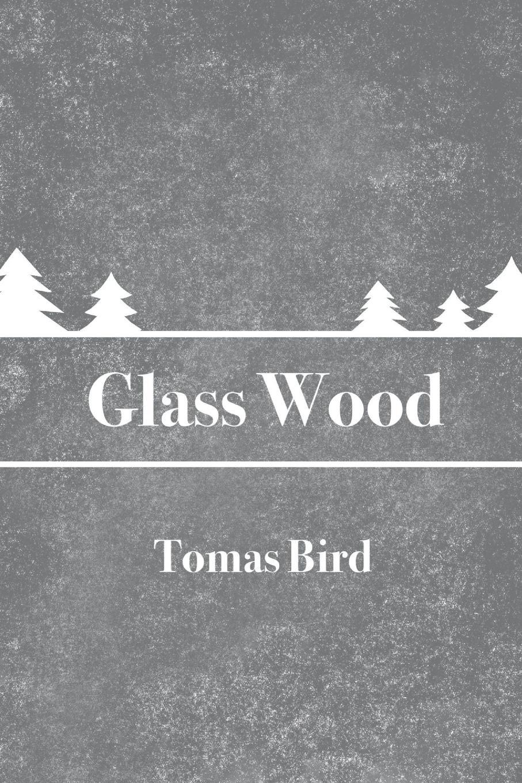 Tomas Bird Glass Wood tomas bird cherry coal