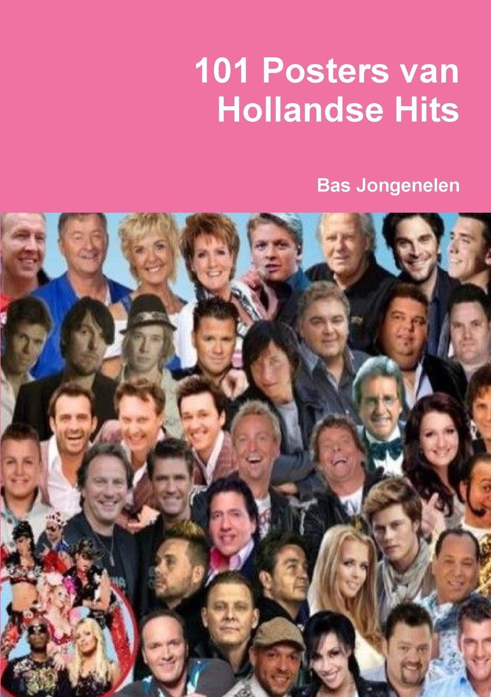 Bas Jongenelen 101 Posters van Hollandse Hits festivals ne bk