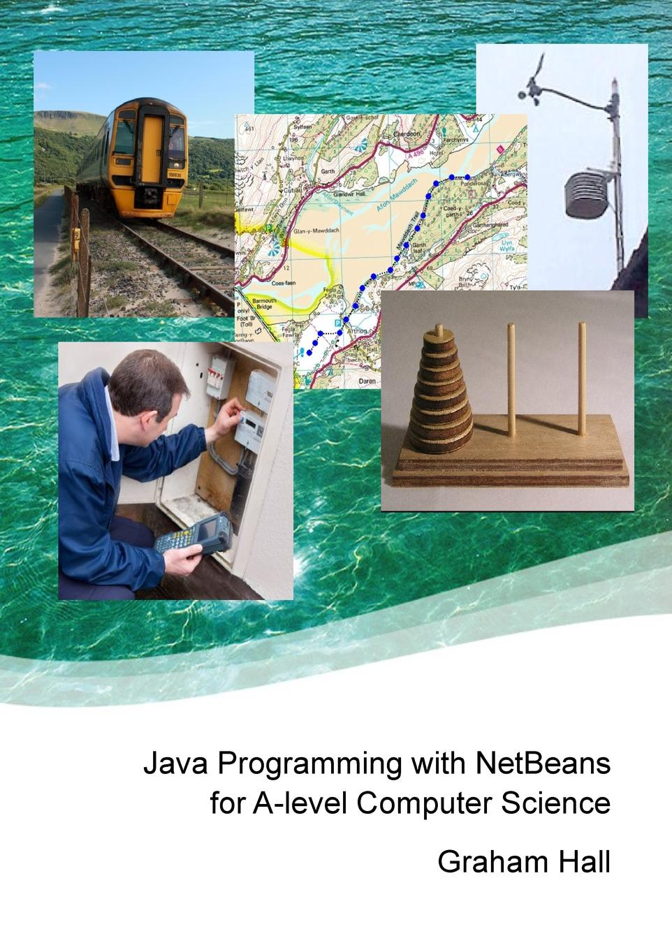 Graham Hall Java Programming with NetBeans for A-level Computer Science computer 0 level pdf