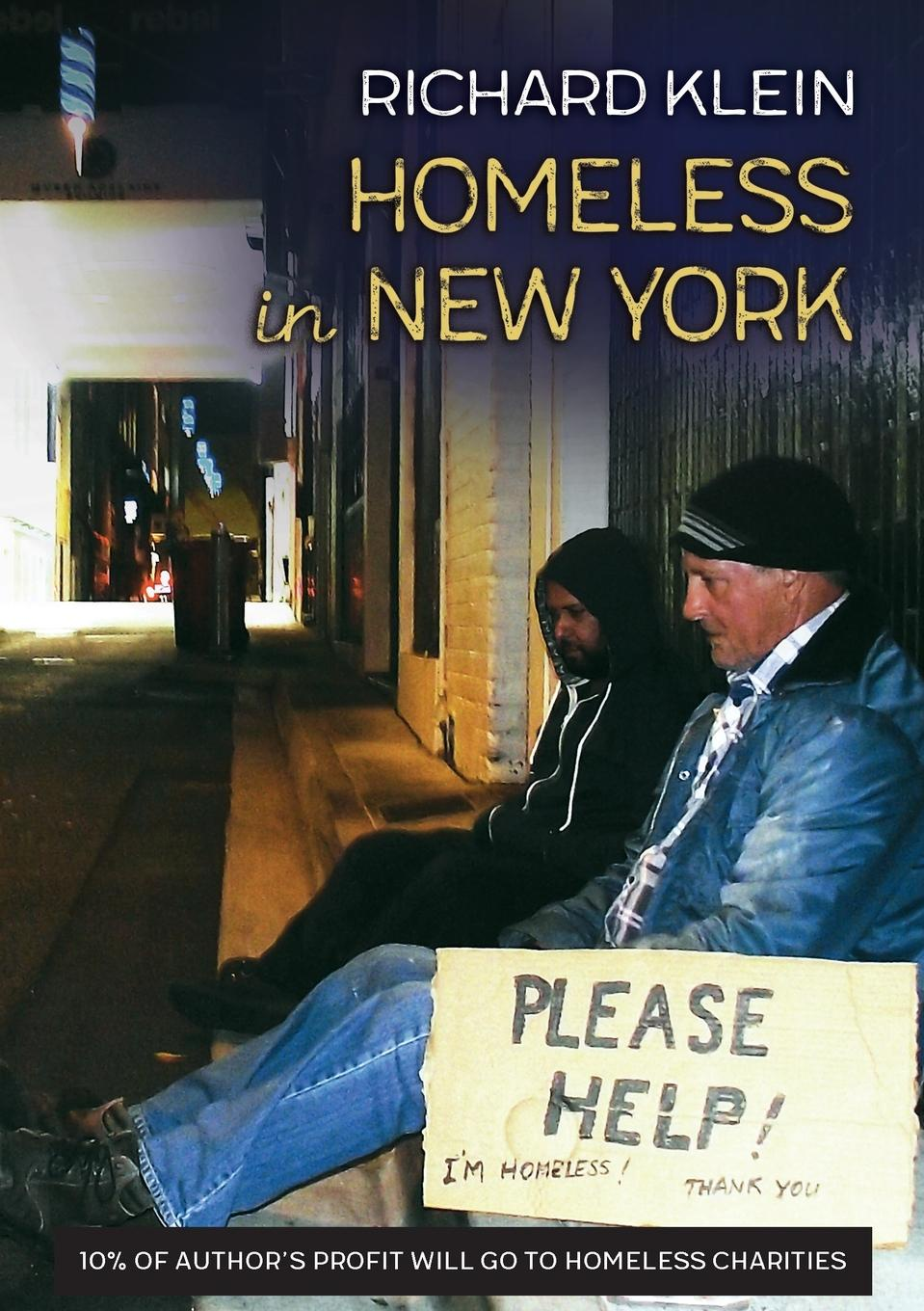 Homeless in New York Homelessness is a worldwide phenomenon in today's society.HOMELESS...