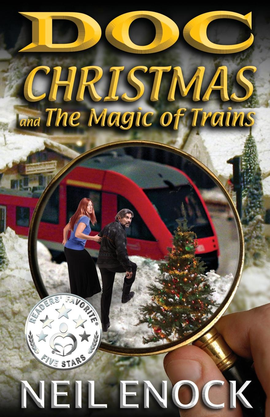 Neil Enock Doc Christmas and The Magic of Trains