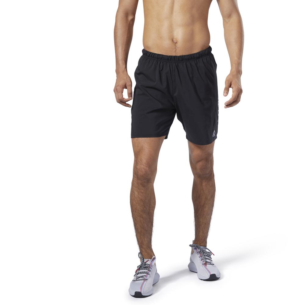Шорты Reebok Re 7 Inch Short -Wg шорты мужские reebok bolton tc 3 inch short цвет темно серый dp6731 размер m 50