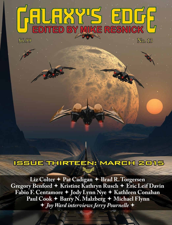Gregory Benford, Jody Lynn Nye Galaxy.s Edge Magazine. Issue 13, March 2015 jody lynn nye a circle of celebrations the complete edition