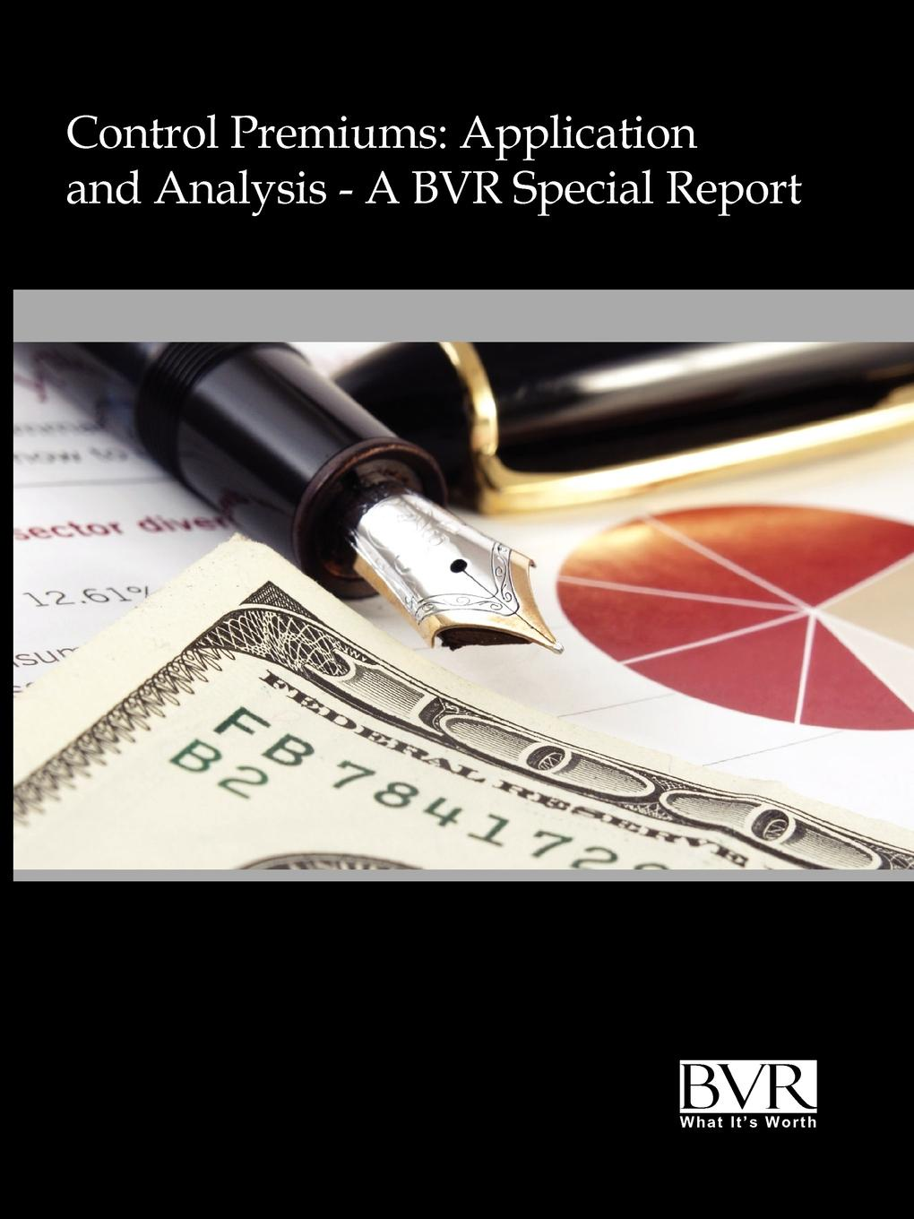 Control Premiums. Application and Analysis With increased scrutiny from number bodies, use...