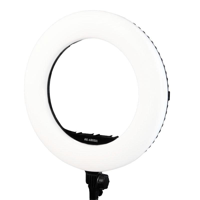 Студийное оборудование Okira Кольцевая лампа LED RING AX 480 S 240 LED, черный