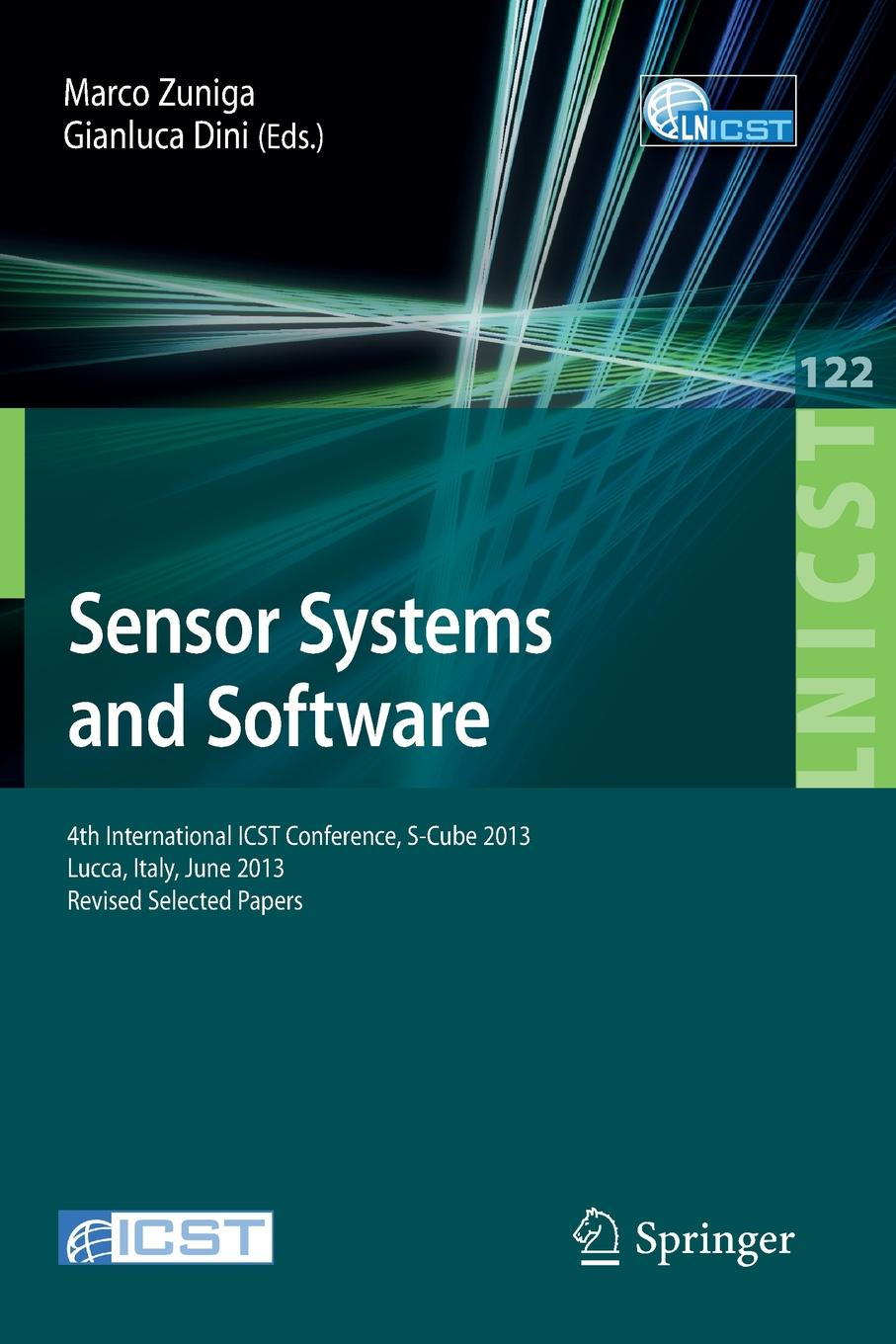 цены на Sensor Systems and Software. 4th International ICST Conference, S-Cube 2013, Lucca, Italy, June 11-12, 2013, Revised Selected Papers  в интернет-магазинах