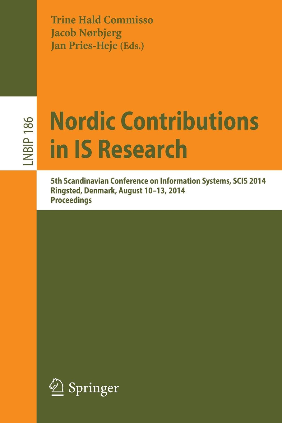 Nordic Contributions in IS Research. 5th Scandinavian Conference on Information Systems, SCIS 2014, Ringsted, Denmark, August 10-13, 2014, Proceedings modern scandinavian design