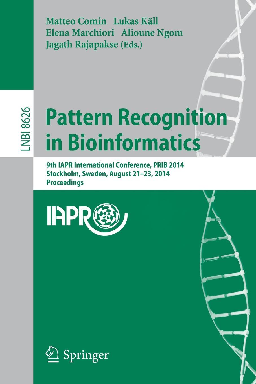 цены на Pattern Recognition in Bioinformatics. 9th IAPR International Conference, PRIB 2014, Stockholm, Sweden, August 21-23, 2014. Proceedings  в интернет-магазинах