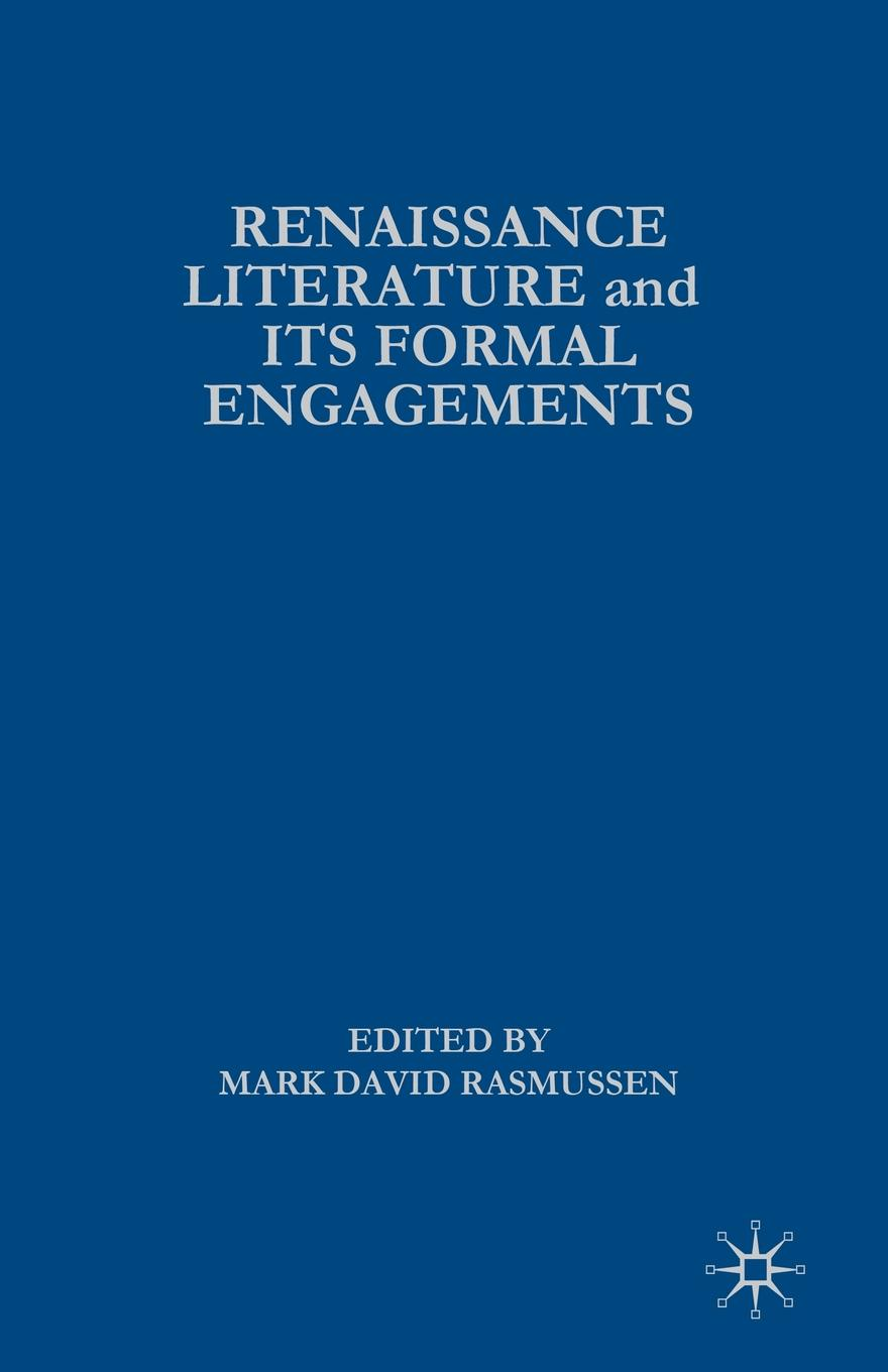 Renaissance Literature and Its Formal Engagements neil cornwell the turn of the screw and what maisie knew contemporary critical essays
