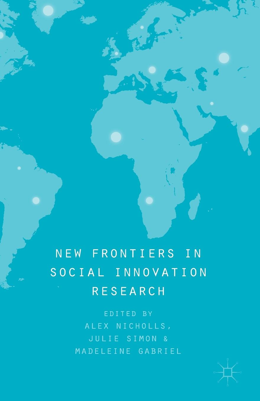 New Frontiers in Social Innovation Research driving innovation