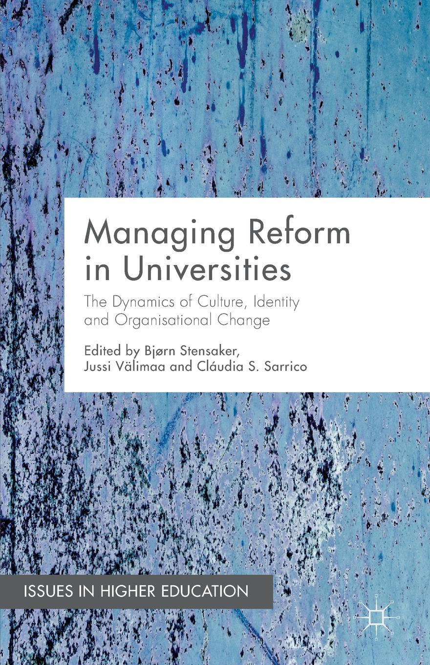 Managing Reform in Universities. The Dynamics of Culture, Identity and Organisational Change western culture and behavioral change among the youth in uganda