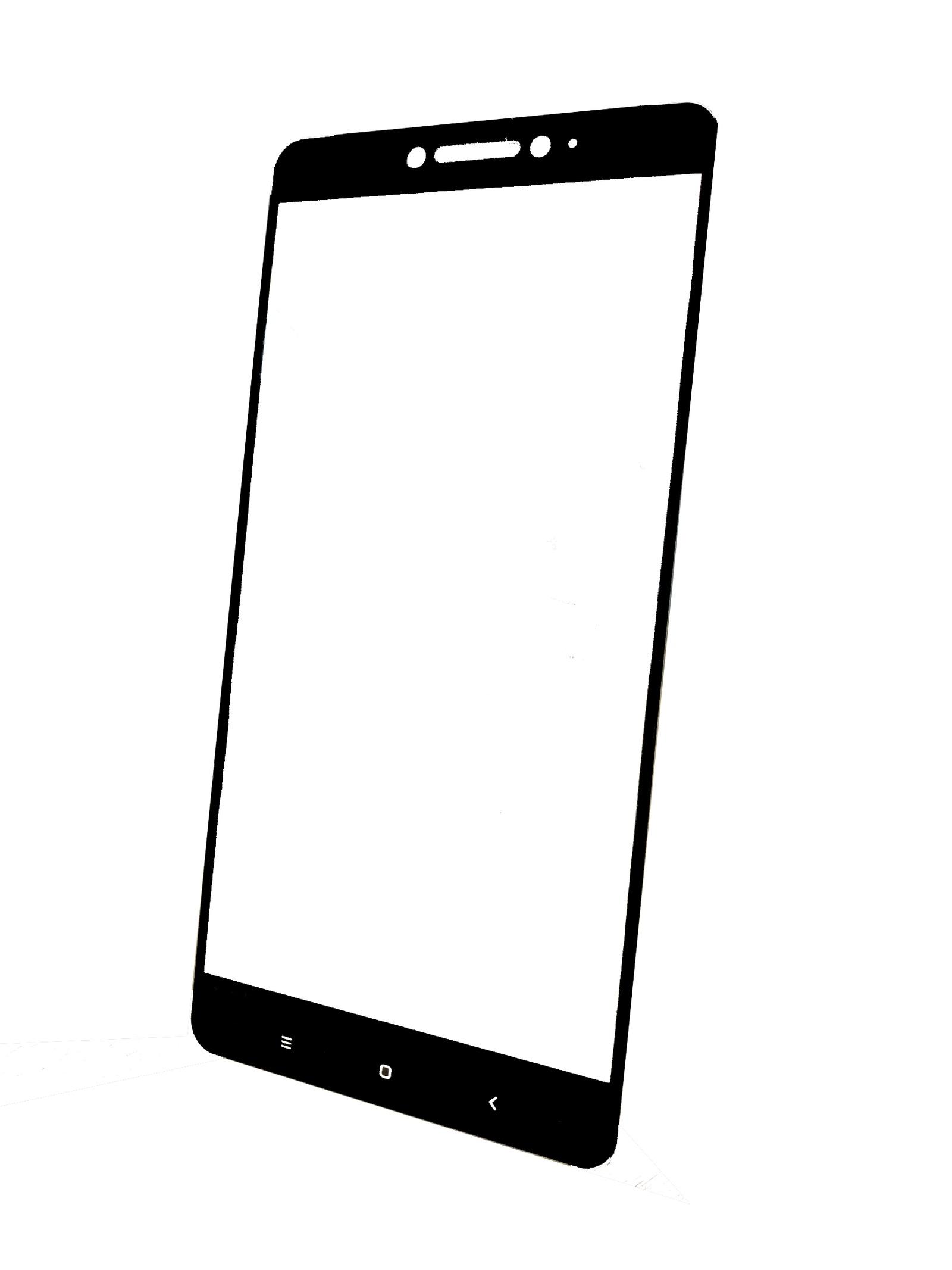 Защитное стекло для Xiaomi Mi MAX (полная проклейка, черная рамка) защитное стекло для xiaomi redmi 4x полная проклейка белая рамка