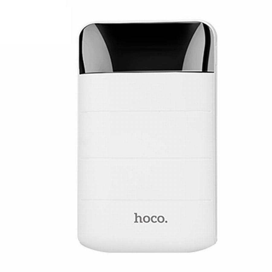 Внешний аккумулятор Hoco Power Bank B29 Domon белый