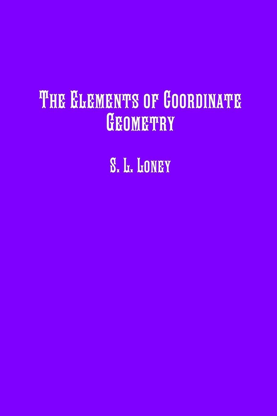 S. L. Loney The Elements of Coordinate Geometry the rat brain in stereotaxic coordinates