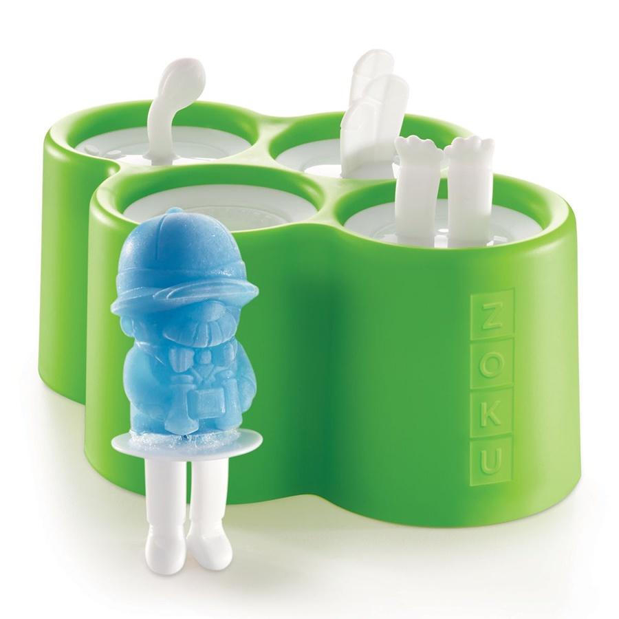 Ложка для мороженого Zoku форма для мороженного - Safari, зеленый