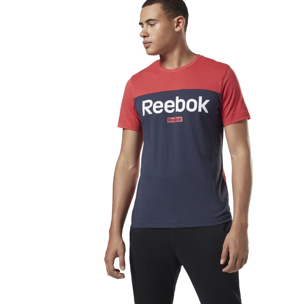 Футболка Reebok Te Bl Ss Tee футболка хлопковая nike tee club19 ss aj1504 451