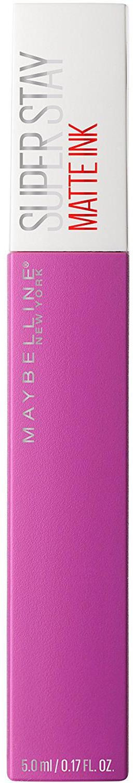 Помада для губ жидкая Maybelline New York Super Stay Matte Ink, матовая, оттенок 35, Создатель, 5 мл цена