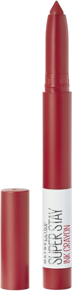 Помада-стик для губ Maybelline New York Superstay Matte Ink Crayon, оттенок 45 Танцуй до упаду, 1,5 г