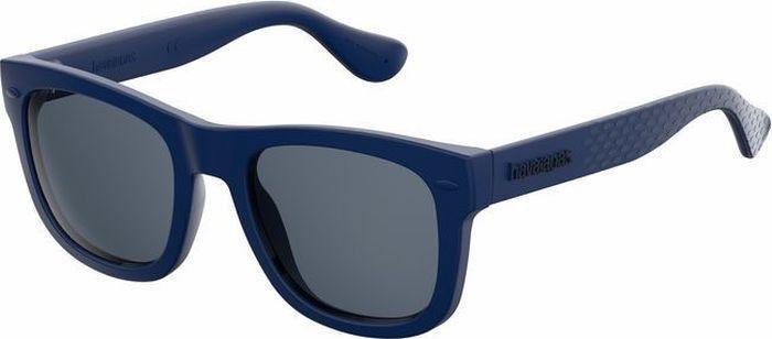 Очки солнцезащитные Havaianas, HAV-223840LNC489A, голубой, фиолетовый