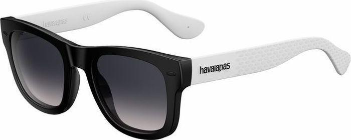 Очки солнцезащитные Havaianas, HAV-223843R0T50LS, серый, черный
