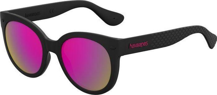 Очки солнцезащитные женские Havaianas, HAV-233670O9N52VQ, розовый, серебряный