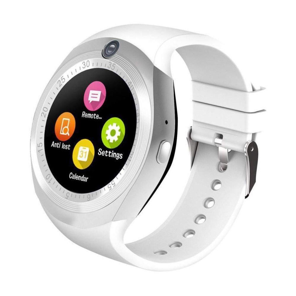 Умные часы Zodikam ZDK Y1S (Android, IOS, Динамик, Микрофон, SIM, Белый) умные часы zodikam zdk a1 черный
