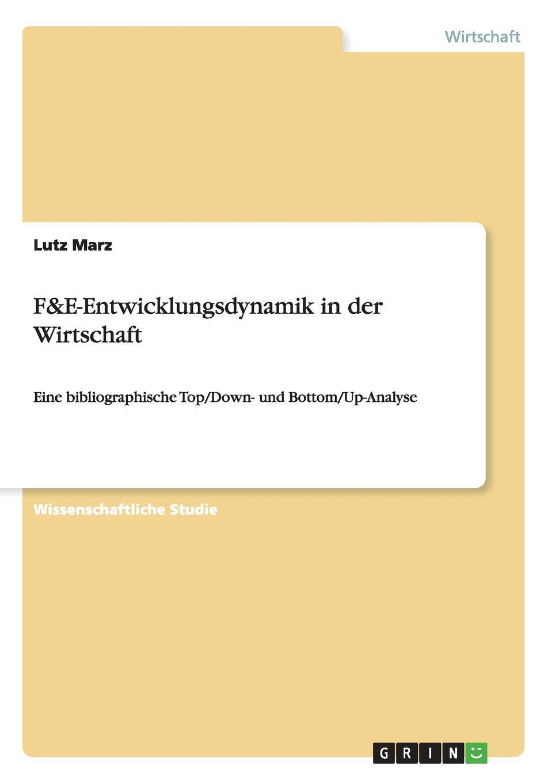 F.E-Entwicklungsdynamik in der Wirtschaft Wissenschaftliche Studie aus dem Jahr 2015 im Fachbereich BWL...