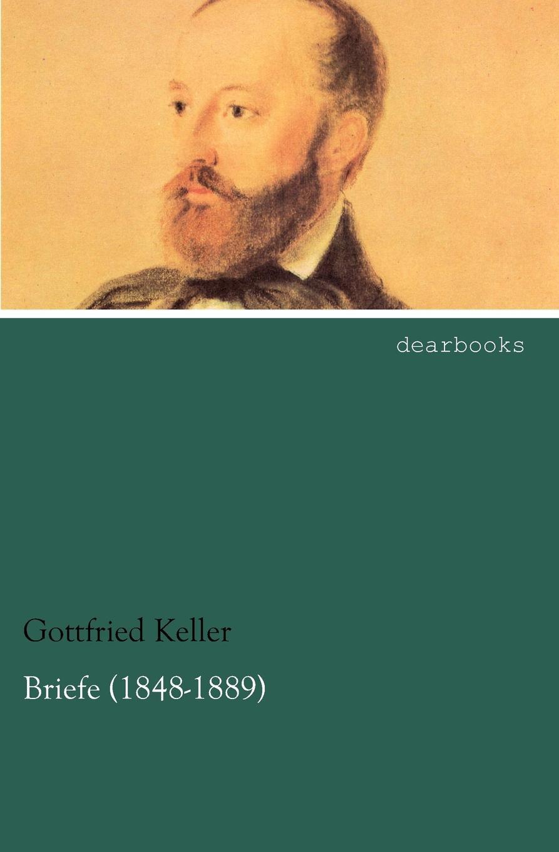 лучшая цена Gottfried Keller Briefe (1848-1889)