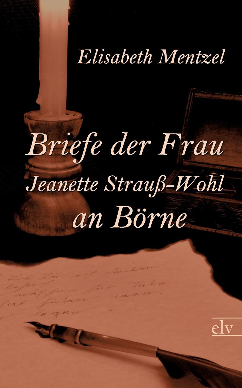 Briefe der Frau Jeanette Strauss-Wohl an Borne katrin strauß die diktatur der optimisten