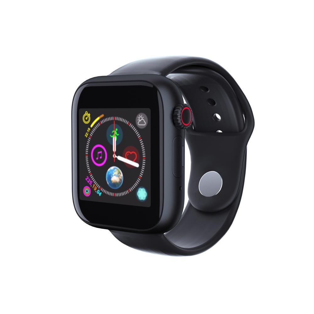 цена на Умные часы ZDK Z6 Black, черный