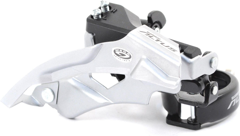 Переключатель передний Shimano Altus, M370, 3x9 скоростей, EFDM370X3 цены