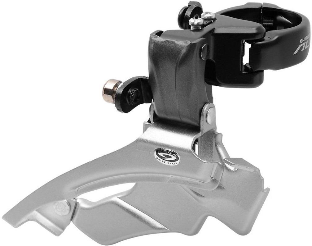 Переключатель передний Shimano Altus, M371, 3x9 скоростей, EFDM371X6