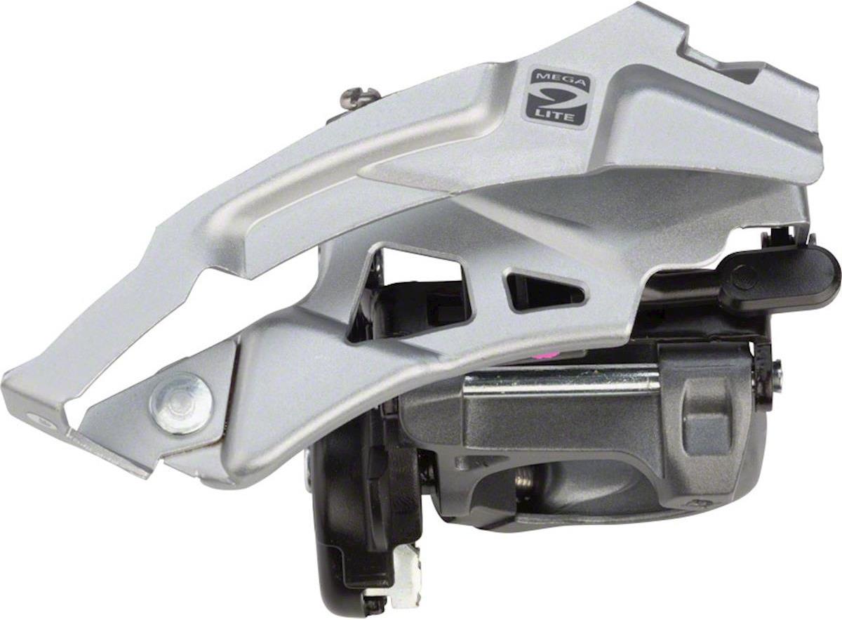 Переключатель передний Shimano Alivio, M4000, для 9 скоростей, EFDM4000TSX6