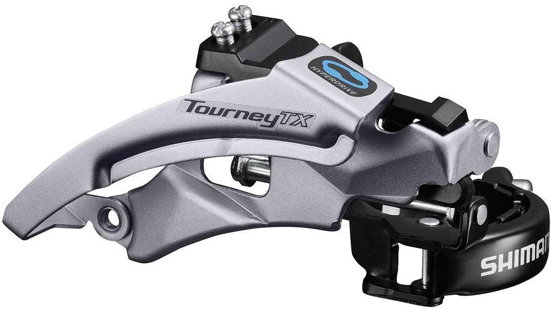 цена на Переключатель передний Shimano Tourney, TX800, угол 63-66, EFDTX800TSX3