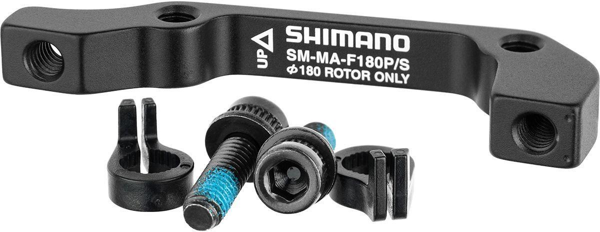 все цены на Адаптер дискового тормоза Shimano SM-MA-F180P/P2, ESMMAF180PP2 онлайн