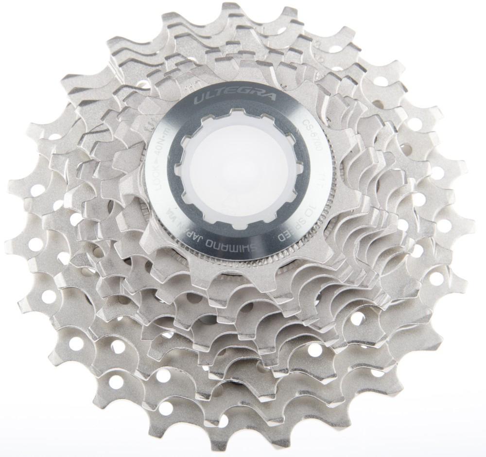 Кассета для велосипеда Shimano Ultegra, 6700, 10 скоростей, 11-23, ICS670010123