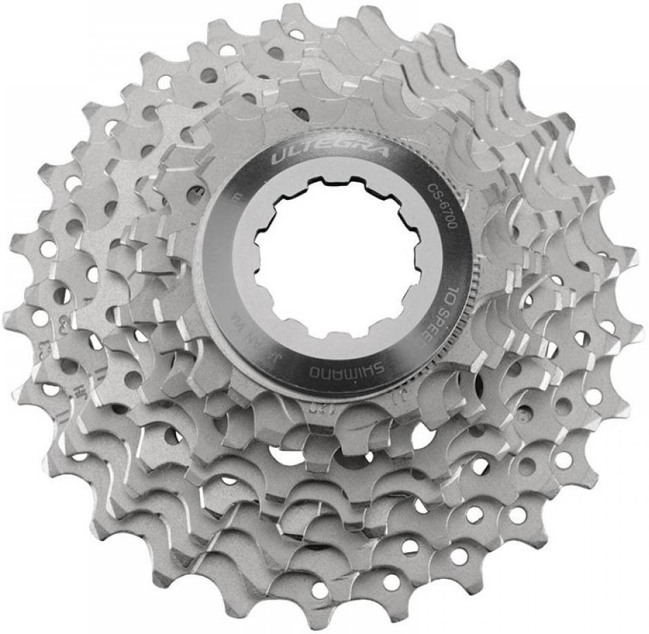 Кассета для велосипеда Shimano Ultegra, 6700, 10 скоростей, 11-25, ICS670010125