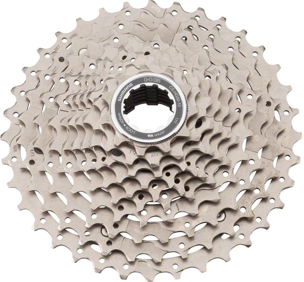 цена на Кассета для велосипеда Shimano HG50, 10 скоростей, 11-36, ICSHG5010136