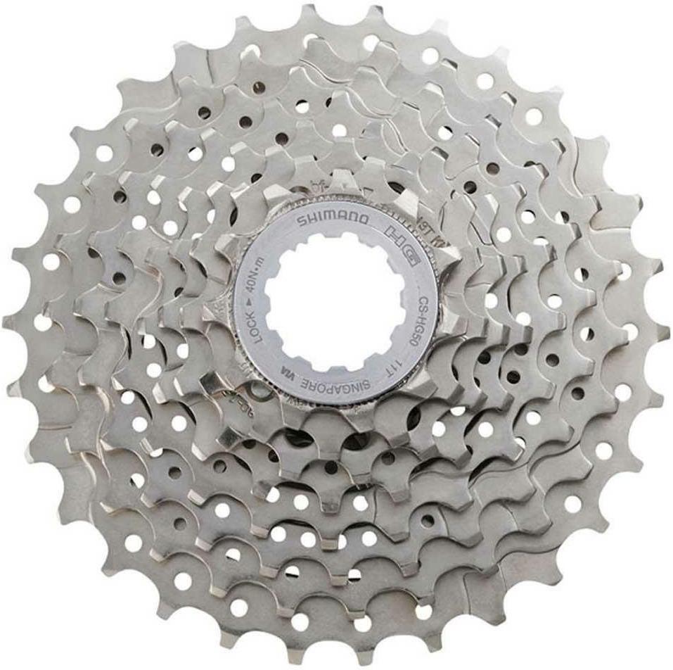 Кассета для велосипеда Shimano HG50, 8 скоростей, 13-26, ICSHG508326